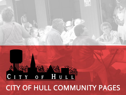 Hull Community Pages